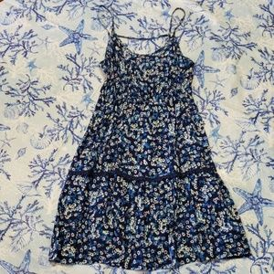 Mossimo floral tank dress